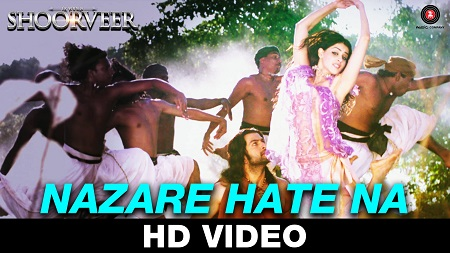 Nazare Hate Na Ek Yodha Shoorveer Latest Hindi Video Songs 2016 Genelia Dsouza and Prithviraj