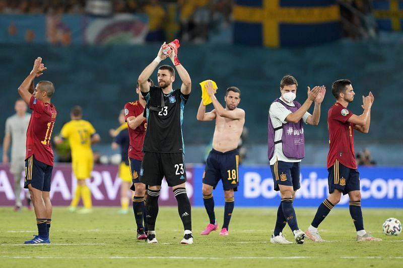 موعد مباراة أسبانيا وبولندا