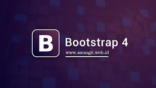 Tutorial Bootstrap #4 : Contoh Bootstrap 4 Grid System dan Penerapannya
