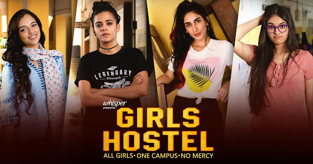 Girls hostel Web Series