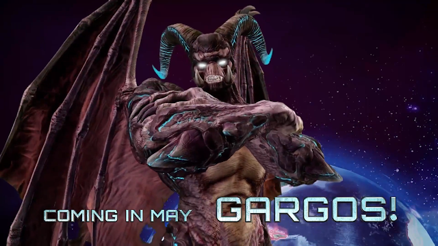 Killer Instinct Gargos