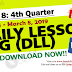 WEEK 8 - 4th Quarter DLL's (March 4 - March 8, 2019) All Grade Levels UPDATED!!
