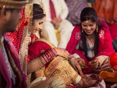 rashmi-singh-ties-knot-with-ajay-shrivastav