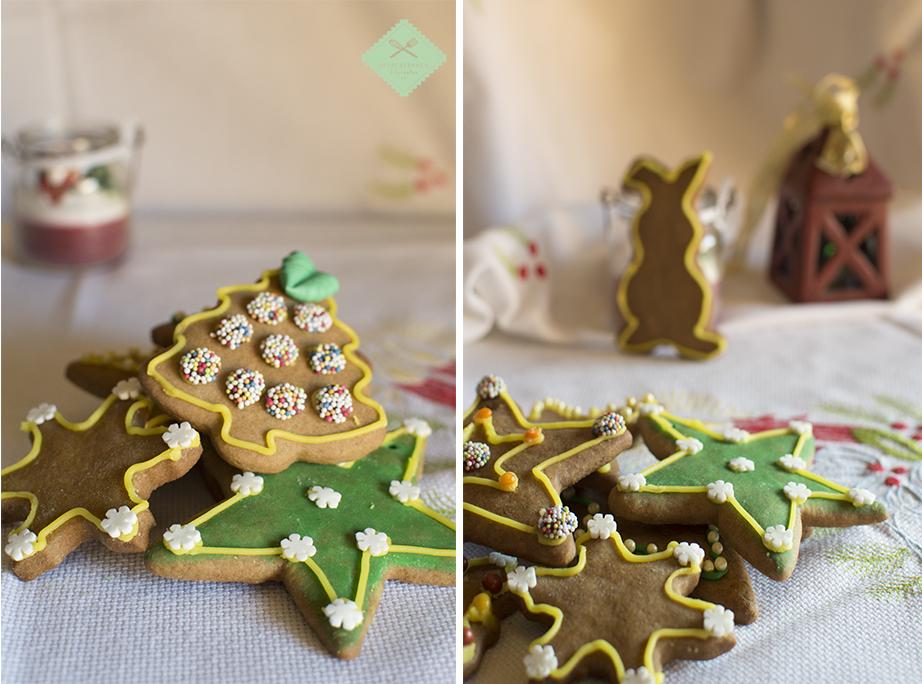galletas de jenjibre