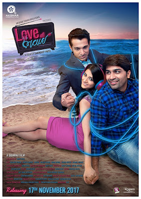 Love Ni Bhavai 2017 Gujarati Movie CAMRip x265 550MB