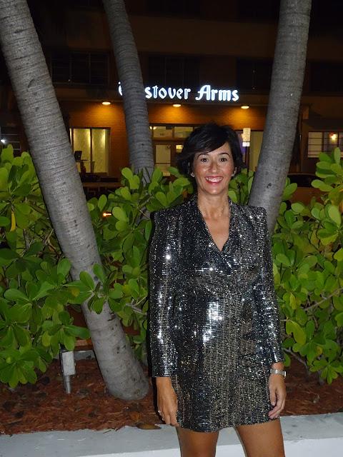 La Donna en su noche más sparkling de Miami