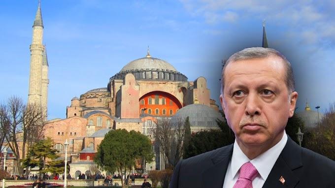 Η ανάρτηση του Ερντογάν για την Άλωση της Κωνσταντινούπολης