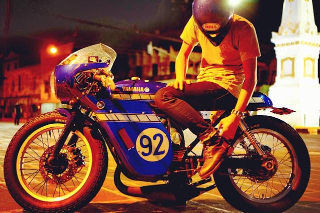 Teguh Setiawan's Yamaha RX-K 135 14