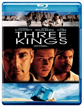 Three Kings 1999 Dual Audio Hindi 720p BluRay 1GB