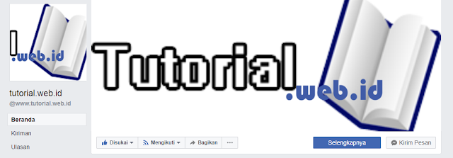 Tutorial cara memasang halaman facebook di blog