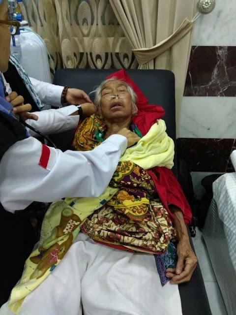 Sakit Jantung, Jamaah Haji Indonesia Ini Innalillahi Di Makkah