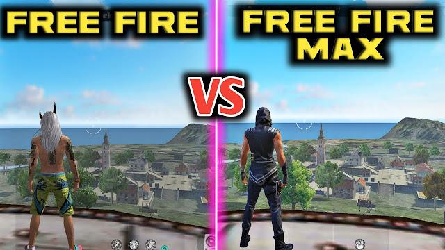 تحميل لعبه free fire max النسخه الجديده