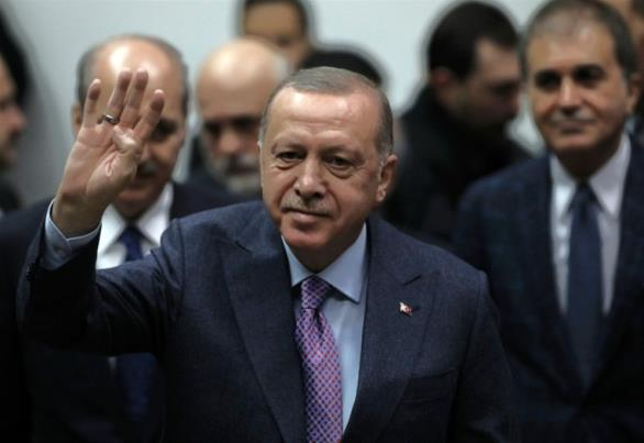 Ο Ερντογάν κατηγορεί τον Κιλιντσάρογλου για... γκιουλενιστή