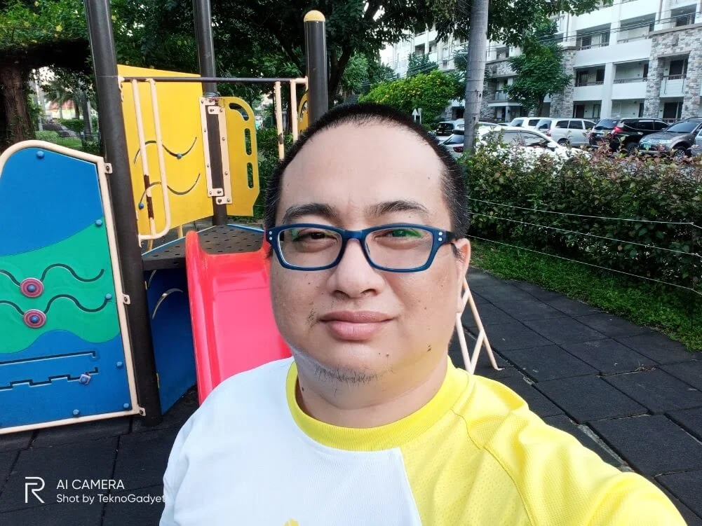 Realme C15 Camera Sample - Selfie
