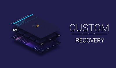 عمل-Custom-recovery
