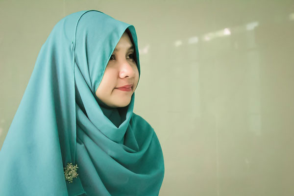 Baju muslim model terbaru