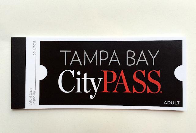 Citypass em Tampa na Florida