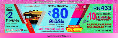 "Keralalottery.info, ""kerala lottery result 8 3 2020 pournami RN 433"" 8th March 2020 Result, kerala lottery, kl result, yesterday lottery results, lotteries results, keralalotteries, kerala lottery, keralalotteryresult, kerala lottery result, kerala lottery result live, kerala lottery today, kerala lottery result today, kerala lottery results today, today kerala lottery result,8 3 2020, 8.3.2020, kerala lottery result 8-3-2020, pournami lottery results, kerala lottery result today pournami, pournami lottery result, kerala lottery result pournami today, kerala lottery pournami today result, pournami kerala lottery result, pournami lottery RN 433 results 08-03-2020, pournami lottery RN 433, live pournami lottery RN-433, pournami lottery, 8/3/2020 kerala lottery today result pournami, pournami lottery RN-433 08/03/2020, today pournami lottery result, pournami lottery today result, pournami lottery results today, today kerala lottery result pournami, kerala lottery results today pournami, pournami lottery today, today lottery result pournami, pournami lottery result today, kerala lottery result live, kerala lottery bumper result, kerala lottery result yesterday, kerala lottery result today, kerala online lottery results, kerala lottery draw, kerala lottery results, kerala state lottery today, kerala lottare, kerala lottery result, lottery today, kerala lottery today draw result"