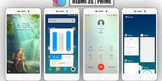 [MiUI10][Stable] Redmi 3s/3s prime Miui10 latest version download Now