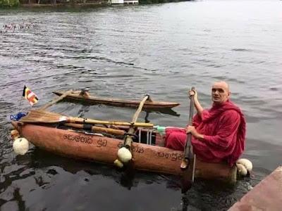Dutch Buddhist monk slain in Sri Lanka