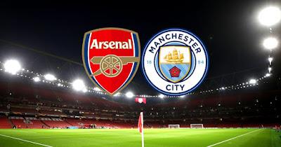 مشاهدة مباراة ارسنال ومانشستر سيتي بث مباشر 17-7-2020 في كأس الاتحاد الانجليزي