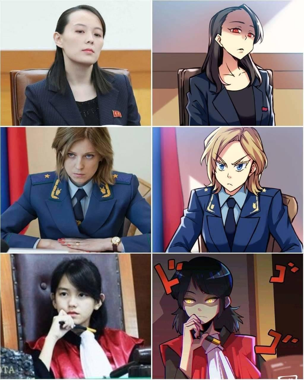 Begini Jadinya Jika Kim Yo-Jong Jadi Meme Hingga Fan Art