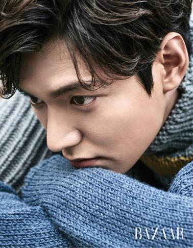 Harper Bazaar 4 Lee Min Ho