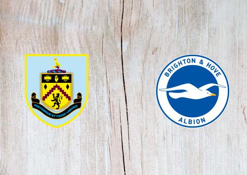 Burnley vs Brighton & Hove Albion -Highlights 06 February 2021