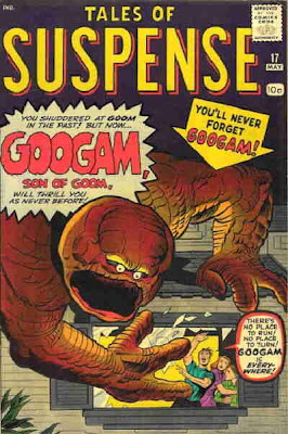 Tales of Suspense #17, Googam, son of Goom