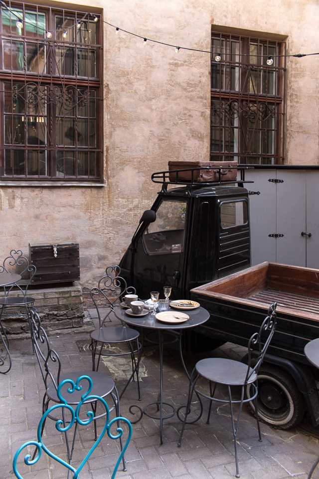 Riika, loma, Riga, parunasim kahvila,  Kahvila suositus