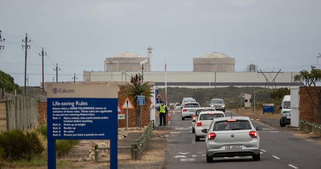Eskom confirms Stage 2 power