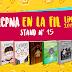 FIL Lima 2017: Presentarán libros ganadores de Cuento y Poesía