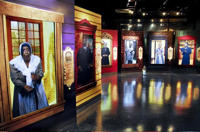 Museu Afro-Americano na Filadélfia