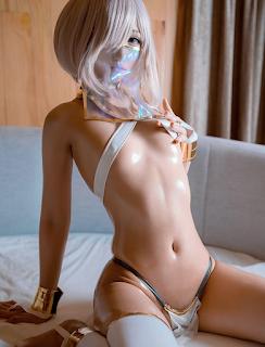 Cùng chiêm ngưỡng bộ ảnh Cosplay của Hotgirl Kuuko_w