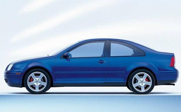 VW CJ Concept: proposta de Golf Mk4 em formato cupê
