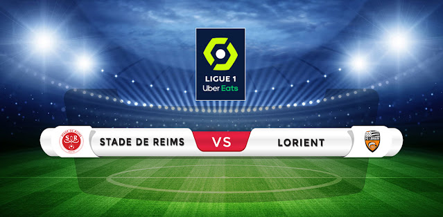 Reims vs Lorient – Highlights
