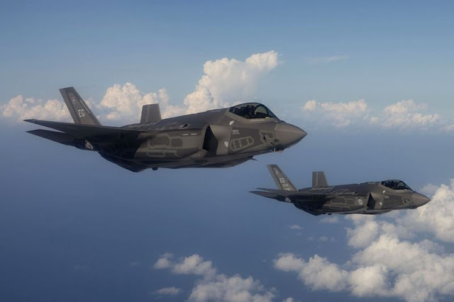 F-35 crashes Eglin