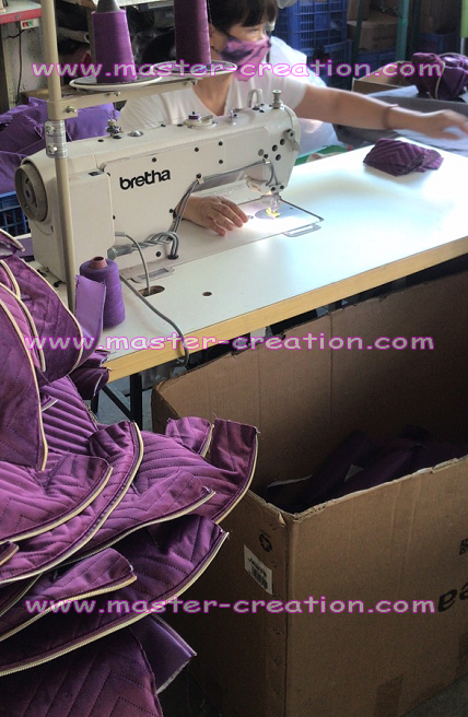 production lines for bags