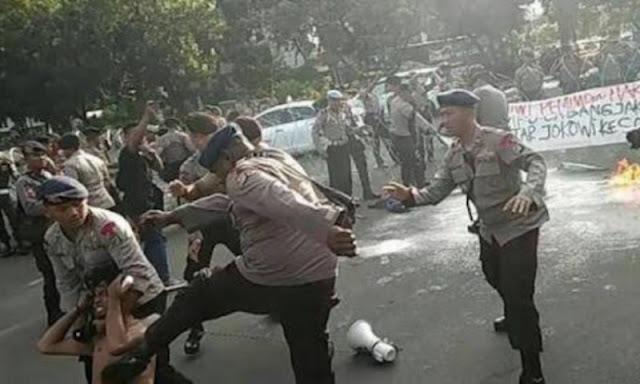 Aparat Represif, Forum Mahasiswa & Pemuda Se-Indonesia Bakal Gelar Aksi di Depan Istana