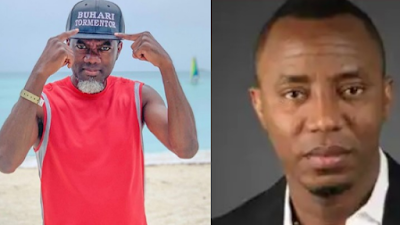 This Is What Happens When You Sell Your Own Brother – Reno Taunts Sowore, Others