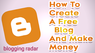 How to start blogging for free and make money by blogging