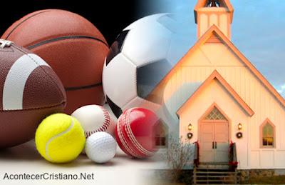 Deporte causa poca asistencia en iglesia