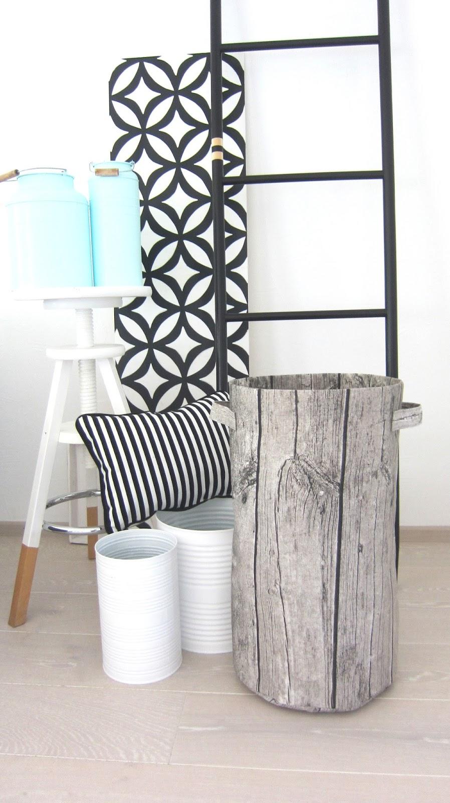 anlukaa glas faden aufbewahrung im holz look. Black Bedroom Furniture Sets. Home Design Ideas