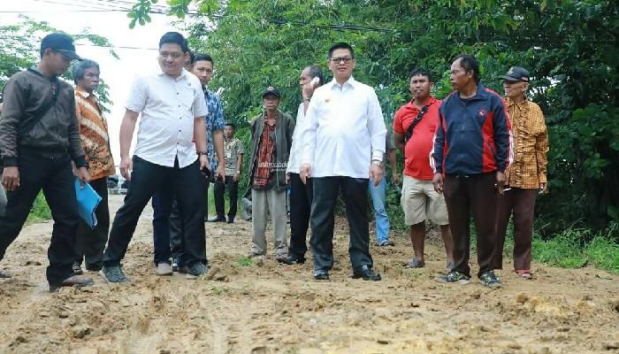 Pemprov Kaltara Anggarkan Rp 23 Miliar untuk Perbaikan 115 Jalan Lingkungan