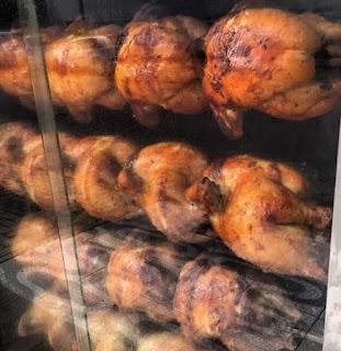 Entrega de carnes assadas em Itapema