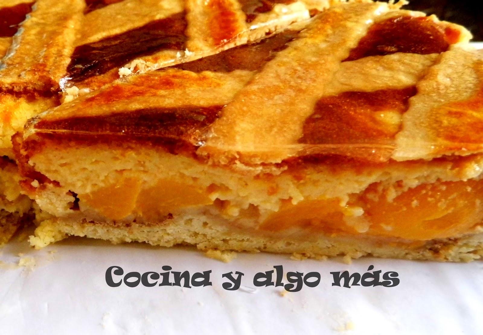 Cocina y algo m s kuchen de durazno for Cocinas cocinas y algo mas