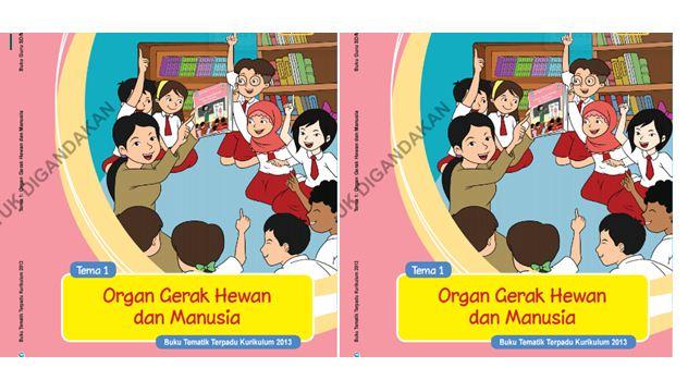 Download Buku Guru dan Siswa Kelas 5 Kurikulum 2013