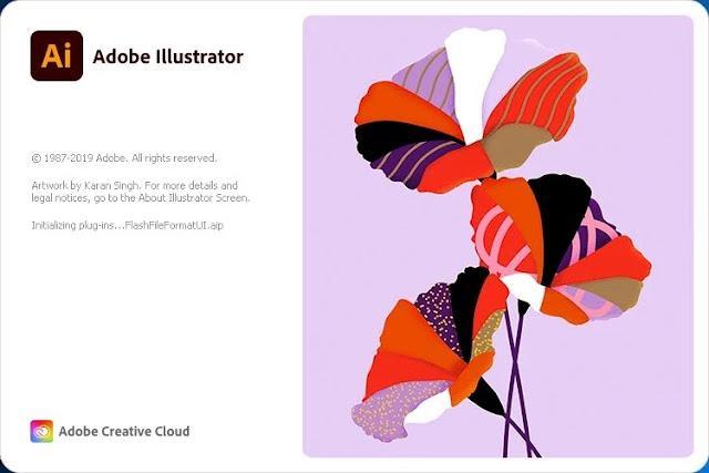 تحميل اليستريتور - Adobe illustrator 2020 أخر إصدار نسخة مفعلة