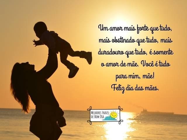 Frases para o Dia das Mães