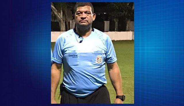 Árbitro de futebol morre de covid-19 em Eunápolis
